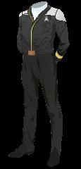 Uniform Jacket Admiral White
