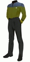 Uniform duty gold lt cmdr