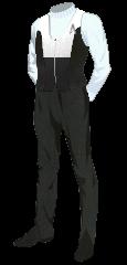 Uniform Vest Admiral White