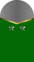 Sleeve marine major general