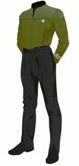 Uniform duty gold po 2
