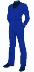 Uniform utility blue ensign