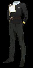 Uniform Dress Admiral Black