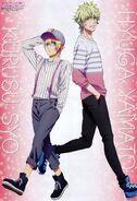 Syo & Yamato - Maji LOVE Legend Star - Scan -3