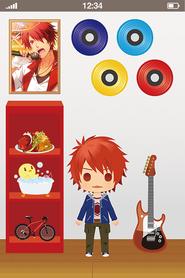 UTA☆PRI ISLAND My Room 1