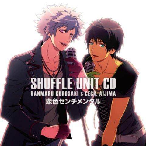 Koiiro SENTIMENTAL (off vocal) - Kurosaki Ranmaru & Aijima Cecil