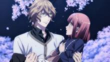 Natsuki and Haruka