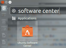 Ubuntusoftwarecenter