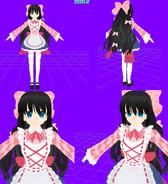 MMD-Hanako