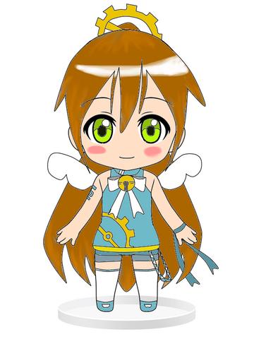 File:Nendoroid tenshine .png