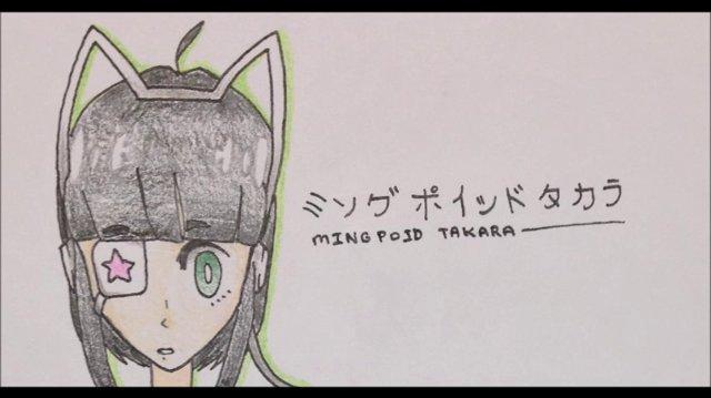 【UTAU】 Headphone Actor (ヘッドフォンアクター) 【Takara Mingpoid】