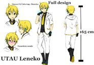 Leneko done design