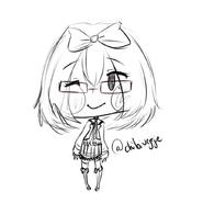 Rizu sketch by tenshicake