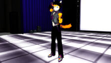 Mmd newcomer dave okatsune by pokeluver223-d5gk275