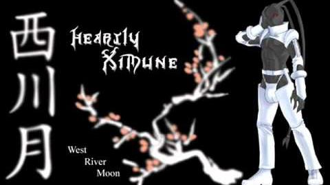 UTAU Chinese Cover West River Moon - Heartly Ximune