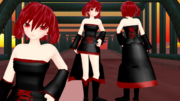 Mmd model dl animasa contest murphi utau by themikudancer-d7o8cff