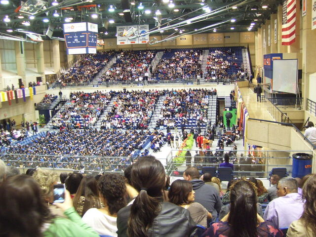 File:2011 Fall COLFA Commencement.jpg