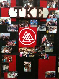 Tau Kappa Epsilon Board