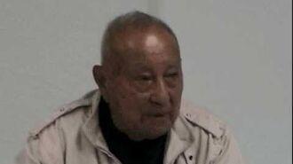 Texas City Disaster survivor Julio Luna Jr.
