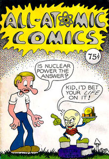413px-All-Atomic Comics (1st edition front cover)