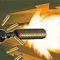 Suppressing-fire