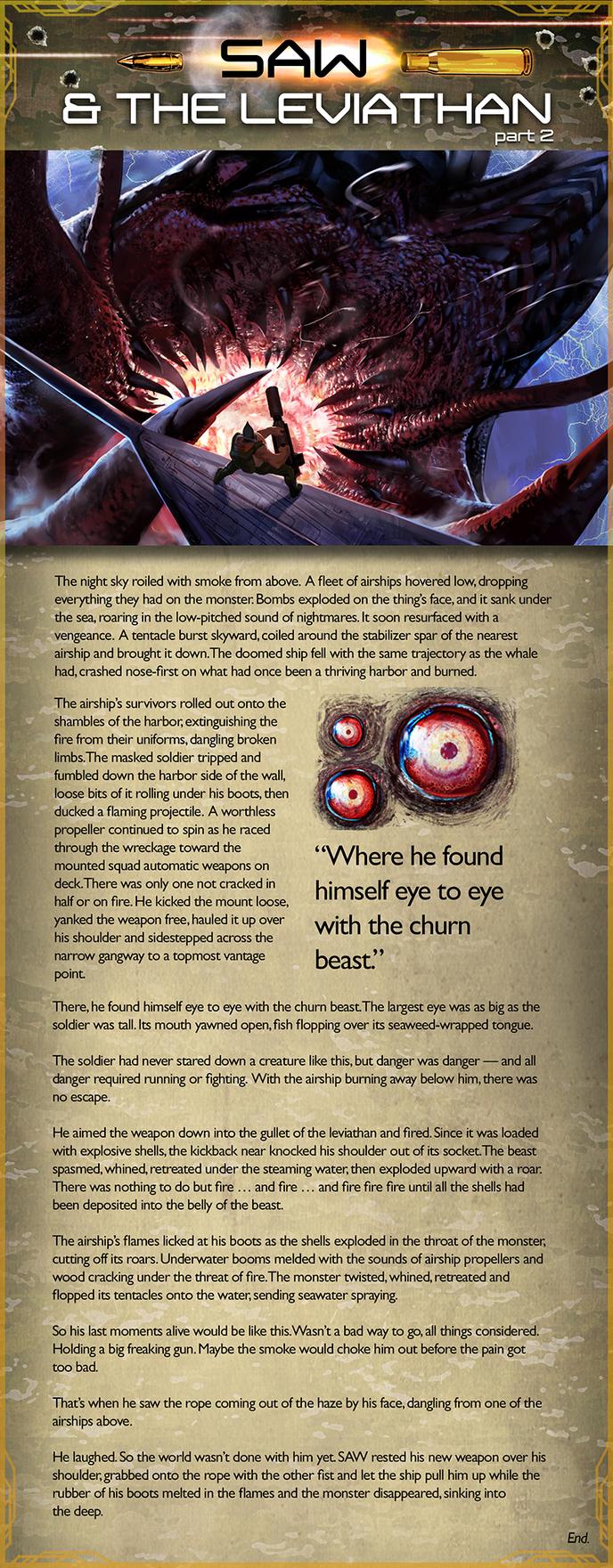 SAW lore 4