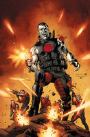 Bloodshot and HARD Corps Vol 1 18 LaRosa Variant Textless
