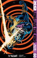 X-O Manowar Vol 3 50 Francavilla Variant