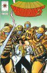 Armorines Vol 1 1