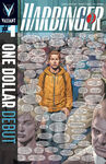 One Dollar Debut Harbinger Vol 1 1