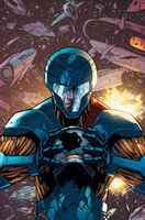 X-O Manowar Vol 3 23 Textless