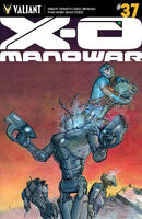 X-O Manowar Vol 3 37 Pastoras Variant