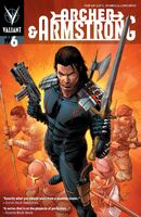 Archer and Armstrong Vol 2 6 Zircher Variant