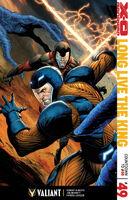 X-O Manowar Vol 3 49 Pham Variant