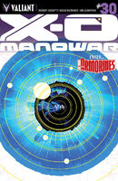X-O Manowar Vol 3 30 Allen Variant