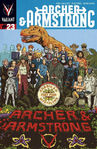 Archer and Armstrong Vol 2 23