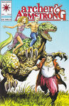Archer and Armstrong Vol 1 6