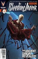 Harbinger Bleeding Monk Vol 1 0 Crain Variant