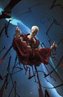 Harbinger Bleeding Monk Vol 1 0 Crain Variant Textless
