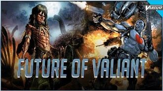 The Future of Valiant & Bloodshot Harbinger Movies!