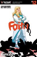 FAITH 012 COVER-A KANO