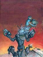 X-O Manowar Vol 3 37 Pastoras Variant Textless