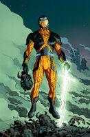X-O Manowar Vol 3 11 Rivera Variant Textless