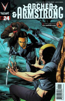 Archer and Armstrong Vol 2 24