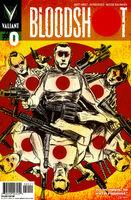 Bloodshot Vol 3 0 Kindt Variant
