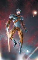 X-O Manowar Vol 3 9 Crain Variant Textless