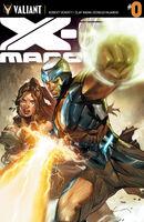 X-O Manowar Vol 3 0 Mann Variant