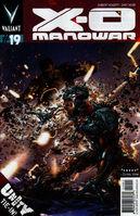 X-O Manowar Vol 3 19
