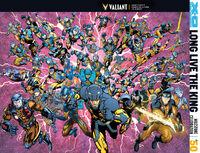 X-O Manowar Vol 3 50 Wraparound