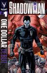 One Dollar Debut Shadowman Vol 1 1